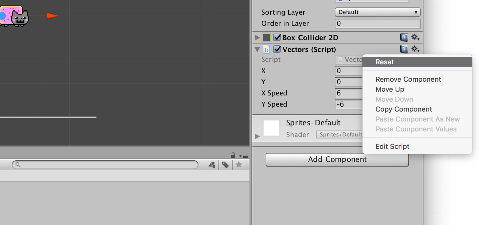 An Introduction to Vectors Using Unity – part 1